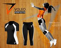 Branding - VOLEO PERFECTO - Venezuela