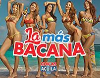 Calendario Chicas Aguila 2016