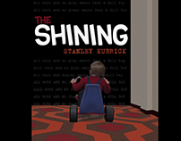 Movie Poster - The Shining