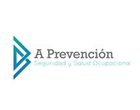 A Prevención - Startup Logo