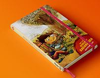 The Little World of Sadananda (Book Cover Design)