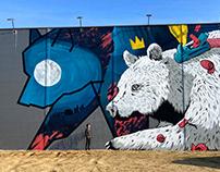 Mural Werkesbrüder