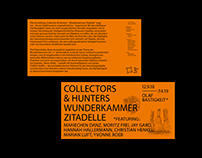 Collectors and Hunters – Olaf Bastigkeit (Proposal)