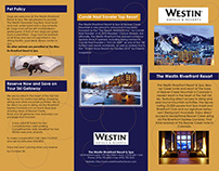 Westin Hotels and Resorts Brochure
