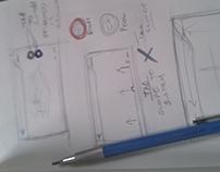 Augmented Reality App  Reskin - Design Challenge
