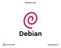 Redesign Debian Logo