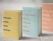 Italo Calvino - Book Covers