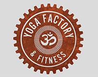 Yoga Factory Logo