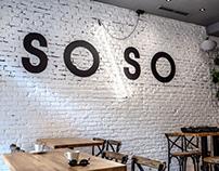 SO\SO - Branding