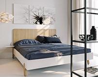 Prague Bedroom