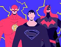 SuperHeroes Crossover