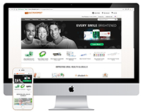 Ultradent Products | Homepage Banners