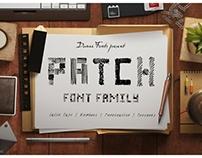 Patch Font Family presentation