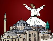 Konya Tanıtımı (6-12 years) Konya Introduction Project
