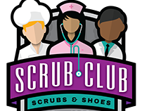 Scrub Club (Logo)