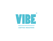 VIBE Coffee Roasters, 2014 / Brand Design