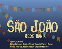 VT Viva São João Rede Bahia 2018