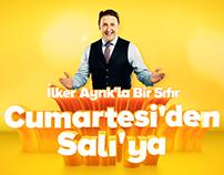 ILKER AYRIK'LA BIR SIFIR