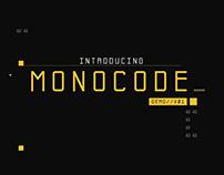 Monocode - Monospace Font