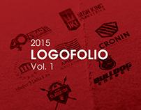 Logofolio 2015 - Vol. 1