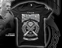 Tyler Diamond Fight Shirt