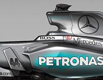 2017 F1 Fantasy Concepts