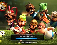 GAME UI-The Three Kingdoms Football