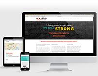 VOCALISE   website design