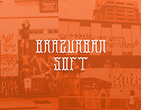 brazurban soft - font