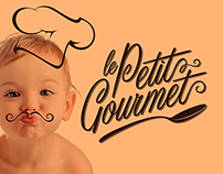 Brand Identity - Le Petit Gourmet - Baby Food