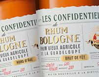 Rhum Bologne, Les Confidentiels