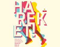 Hareket! / Numil WISE Poster