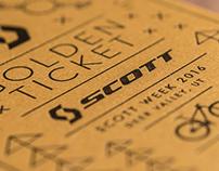 Scott Sports | Scott Week VIP Invitation