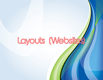 Layouts (Website - Arte Sem Igual)