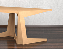 Deltable - Modular Table