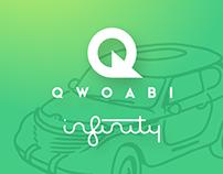 Qwoabi - logo design