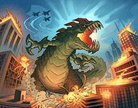 Kaiju Invasion