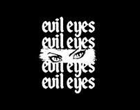 Evil Eyes = Her Eyes