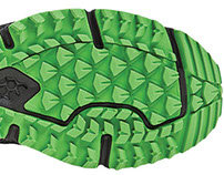 New Balance Trail Outsole & Materials