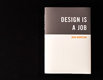 """Design is a Job"" Book Design"