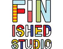 Finished Studio patchwork