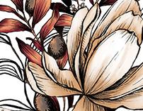 Coleção Floral 5 - Floral Collection 5