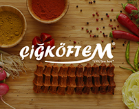 Çiğköftem / Website