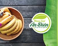 Dự án thiết kế logo Nông Trại An Điền - Adina Việt Nam