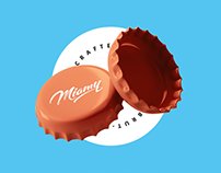 Branding + Packaging : MIAMY