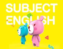 Landi兰迪学科英语