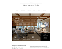 Interior Business Website Design