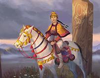 Scythian Girl