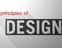Principles of Design Animation