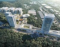 10 Design | Pengcheng Laboratory Park Phase 1
